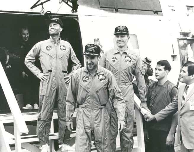 رحلة شطيرة النقانق في الفضاء على متن أبولو 13