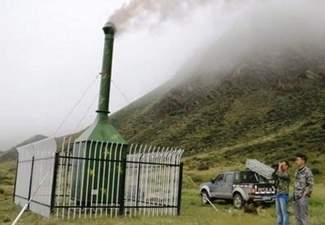 الصين: استخدام الأفران لتصنيع 10 مليارات طن من الأمطار