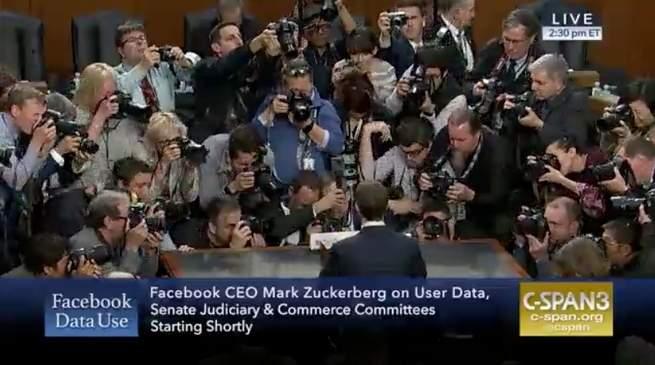 اقرأ أكثر عن تفاصيل شهادة مارك زوكربيرج أمام الكونغرس