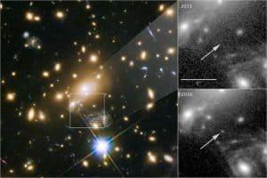 تلسكوب هابل يلتقط نجماً يعود إلى بدايات الكون