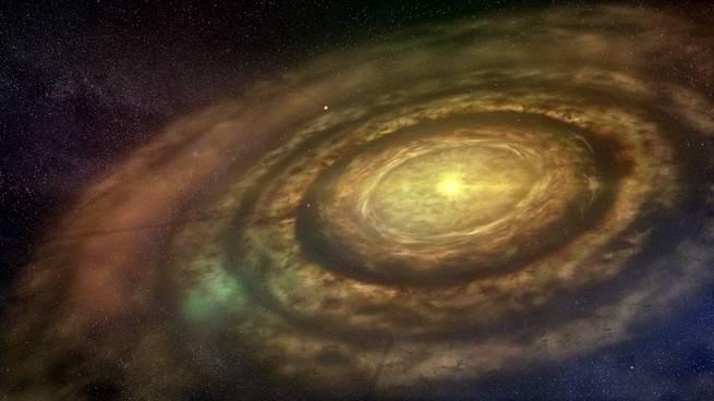 ماسات صغيرة ومليئة بالعيوب قد تكون آتية من كوكب مندثر