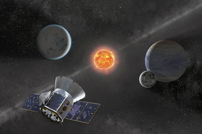 تلسكوب ناسا المذهل للبحث عن الكواكب الخارجية على وشك أن يبدأ عمله