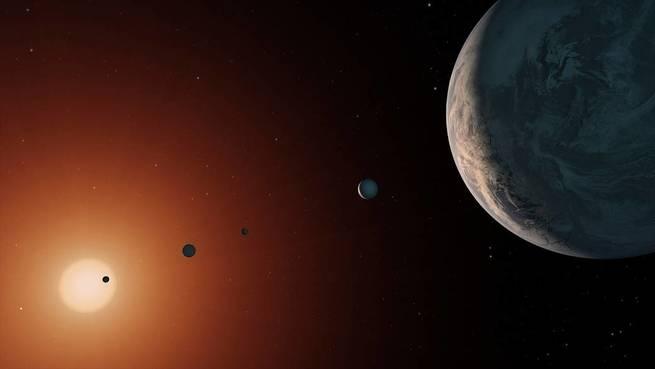 الكواكب الخارجية قد تحوي على المياه، ولكن المشكلة في كميتها