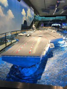 الصين تصنع طائرات دون طيار لحاملات طائراتها