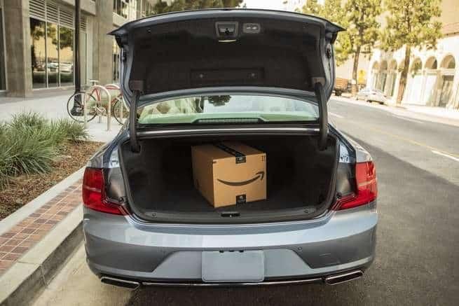 ماذا تعني خدمة التوصيل من أمازون لمستقبل سيارتك؟
