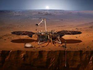 بعثة ناسا التالية ستمنحنا نظرة عن كثب للبنية الداخلية للمريخ