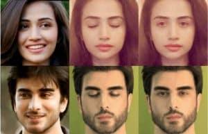 فيسبوك تعمل على أدوات للذكاء الاصطناعي لإصلاح الصور التي أفسدتها طرفة العيون