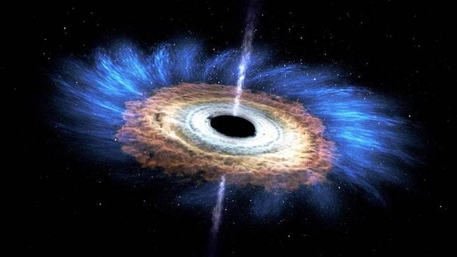 هل يموت الثقب الأسود؟