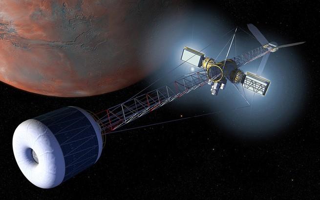 تحويل الماء إلى أوكسجين في ظروف الجاذبية المعدومة قد يسهل السفر إلى المريخ