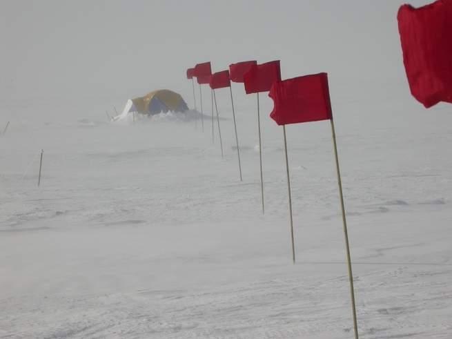 خبراء الطقس يعثرون على أخفض حرارة طبيعية على الكوكب