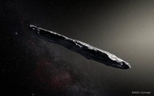 كيف نميز بين الكويكب والمذنب حتى عندما يكون من خارج نظامنا الشمسي