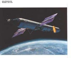الولايات المتحدة تحاول عسكرة الفضاء من جديد عن طريق مشروع لإنشاء قوة فضائية
