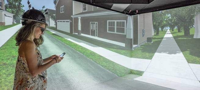 هل يمكن لهاتفك الذكي أن يحميك من صدمة سيارة؟