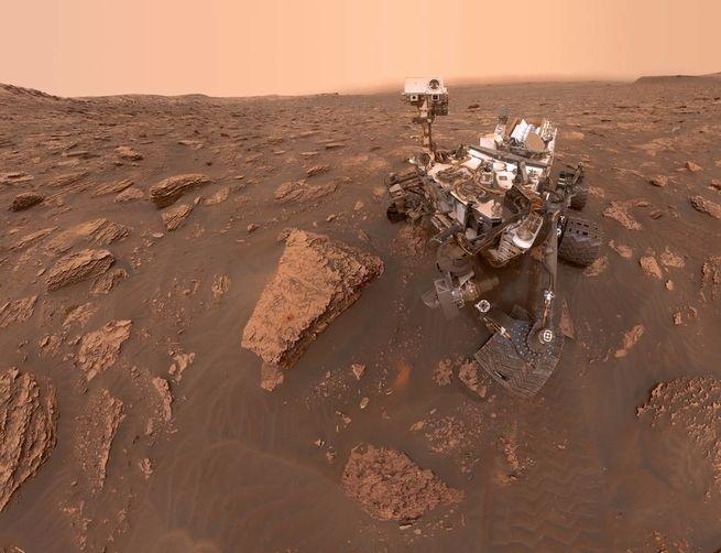 ماذا تعلم عن العاصفة الغبارية التي غطت كوكب المريخ بأكمله؟