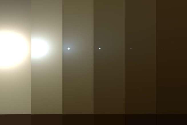ناسا تفقد الاتصال مع العربة المريخية أوبورتيونيتي، ولكن ما زال هناك أمل