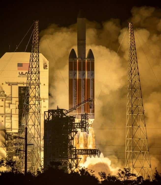 ستنطلق مركبة ناسا الفضائية لملامسة الشمس أسرع من الرصاصة بنحو 250 مرة