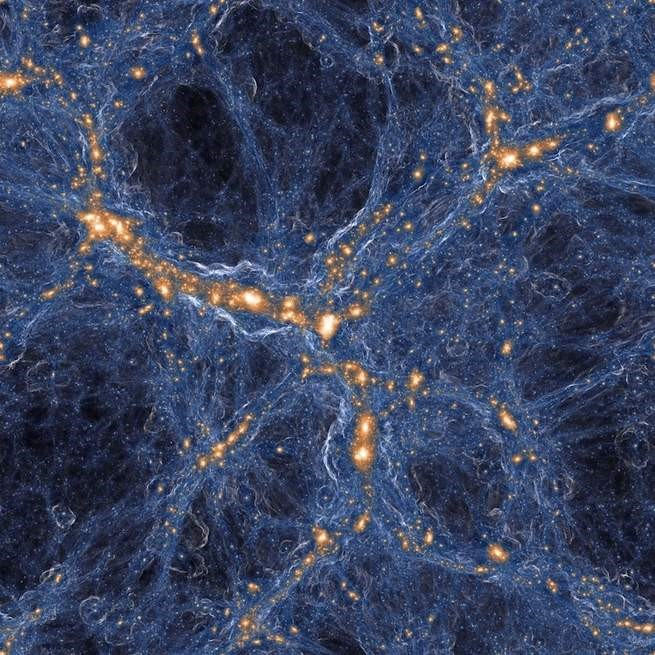 تفاجأ الفلكيون بقلة عدد المجرات في خلاء هائل ومعتم في الفضاء