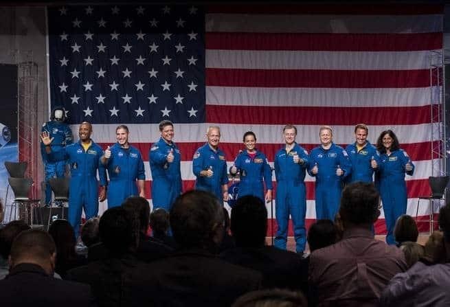 تعرف على الجيل الجديد من رواد التحليق الفضائي الأميركي