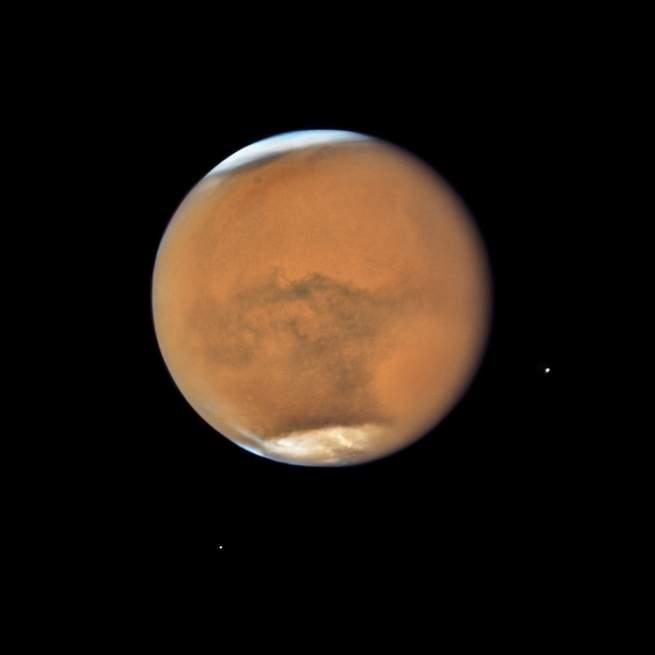 المريخ يفتقر إلى مكون هام ليتم تأهيله للحياة