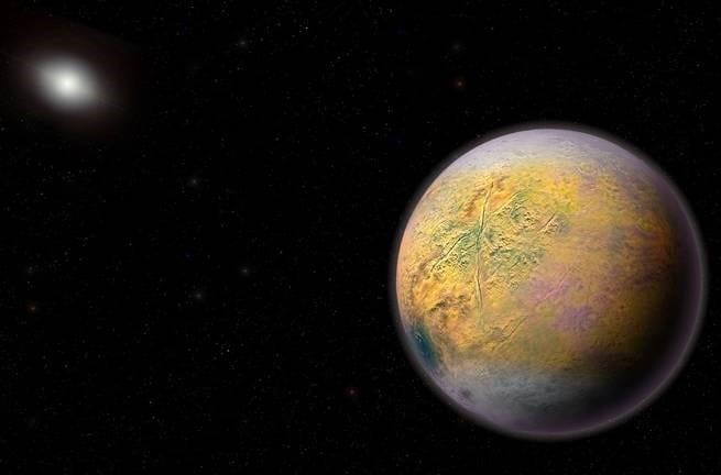 عفريت يختبئ في أقاصي نظامنا الشمسي