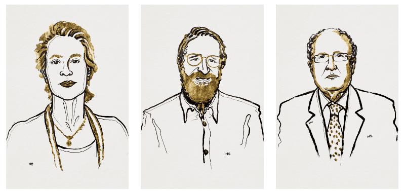 جائزة نوبل للكيمياء هذه السنة تُعيد التطوُّر إلى المشهد من جديد