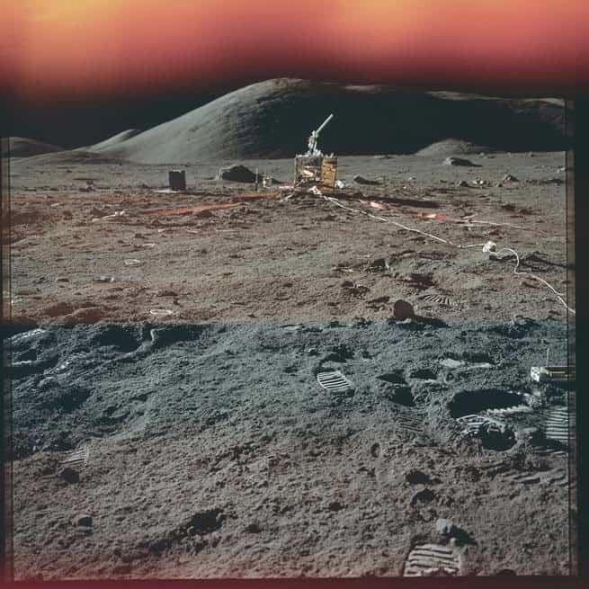 حاملاً عيّنات القمر: المسبار الصيني يدخل مدار الانتقال بين القمر والأرض