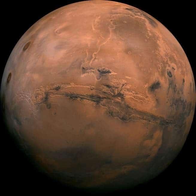 قد يكون المريخ مكاناً رائعاً للحياة... لكن ليس لنا!
