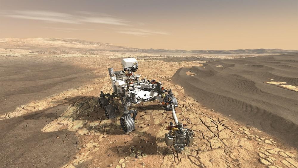 من المريخ إلى الأرض: 11 صورة مذهلة من البعثات الفضائية السابقة