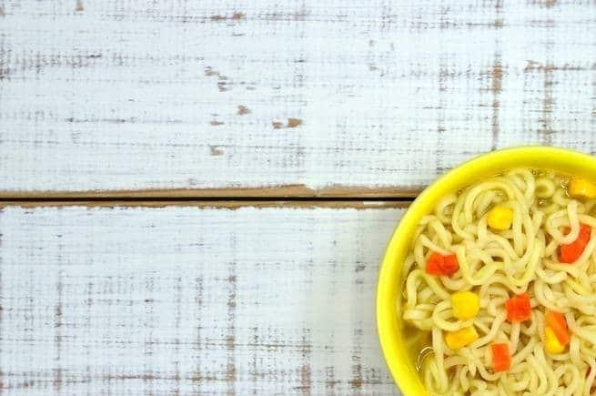 هذا الحساء الفوري يُسبِّب دخول عدد كبير من الأطفال إلى المستشفيات