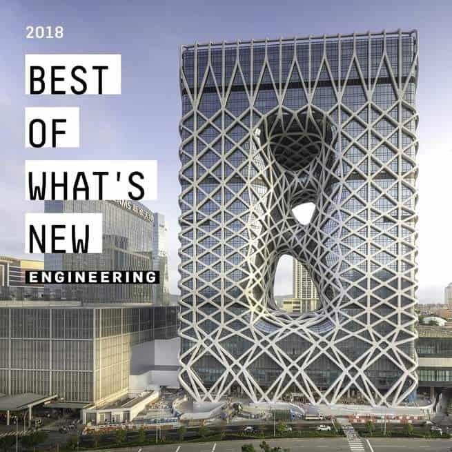 حصاد العام: أهم الإنجازات الهندسية في 2018