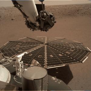 استمع إلى أول الأصوات المسجلة على سطح المريخ