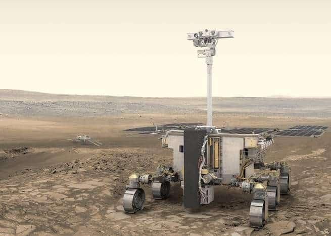 كيف تساعدنا روزاليند فرانكلين في البحث عن الحياة على سطح المريخ