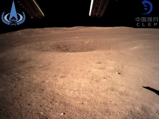 تشانج إي 4: لم يبدو الوجه الآخر من القمر أحمر اللون في الصور الجديدة؟
