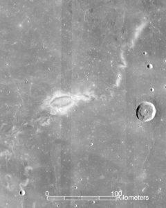 ميجابكسلز: الكشف عن أسرار ندوب وجه القمر