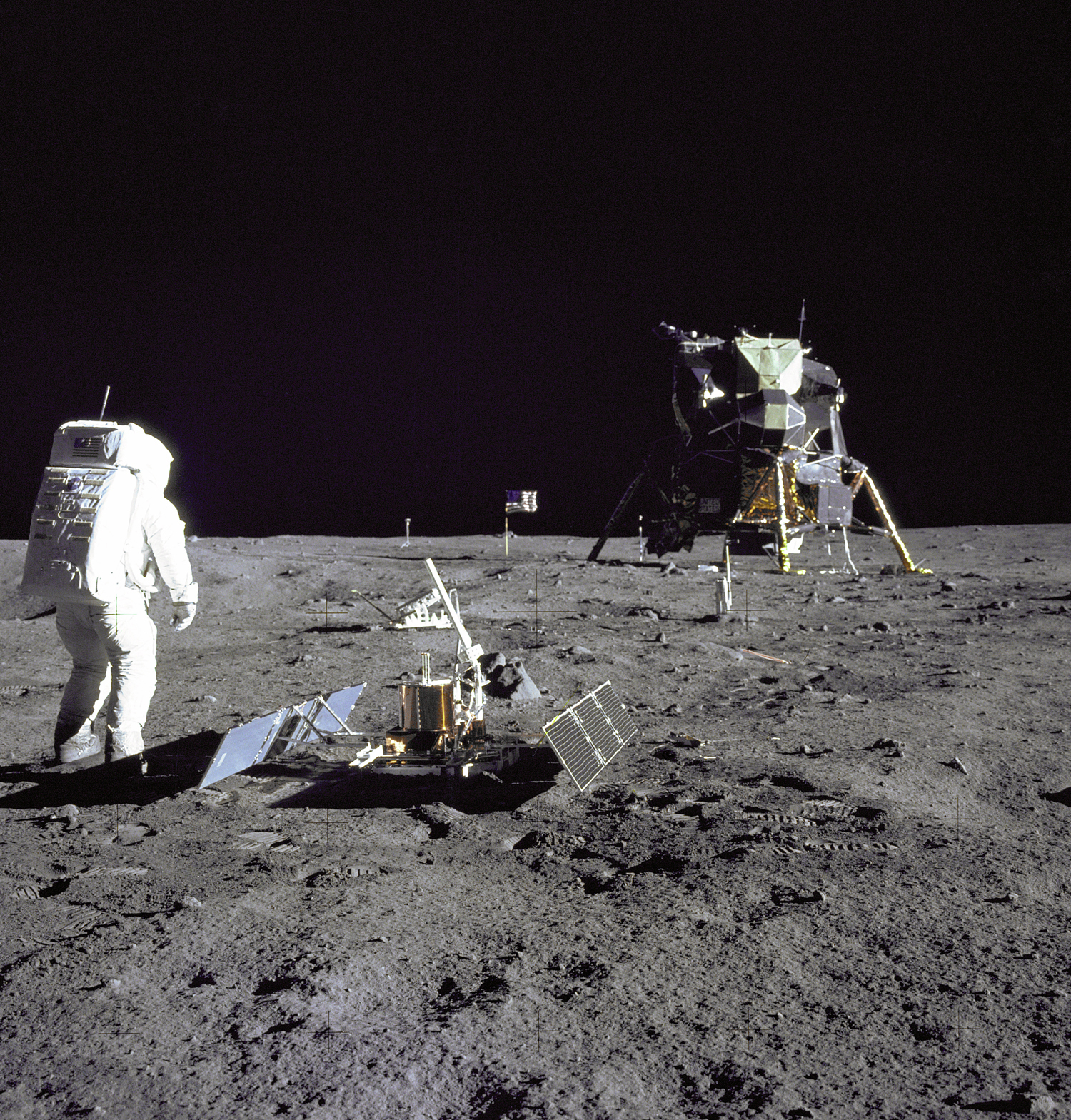 أسرار تراب القمر ستنكشف أخيراً بعد نصف قرن!