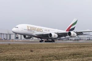 وداعاً لأكبر طائرة نقل ركاب تجارية في العالم
