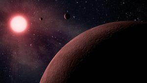 ميل محور دوران الكواكب خارج النظام الشمسي يدفع الكواكب الأخرى بعيدا عنها