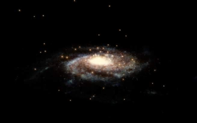أخيراً أصبح لدينا طريقة لقياس وزن مجرة درب التبانة