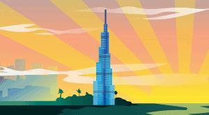 بيانات دبي: البيانات قوة رئيسية لبناء المدن الذكية