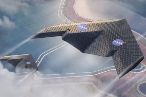 تصميم جديد لأجنحة الطائرات بوزنٍ أخف ومرونةٍ أعلى