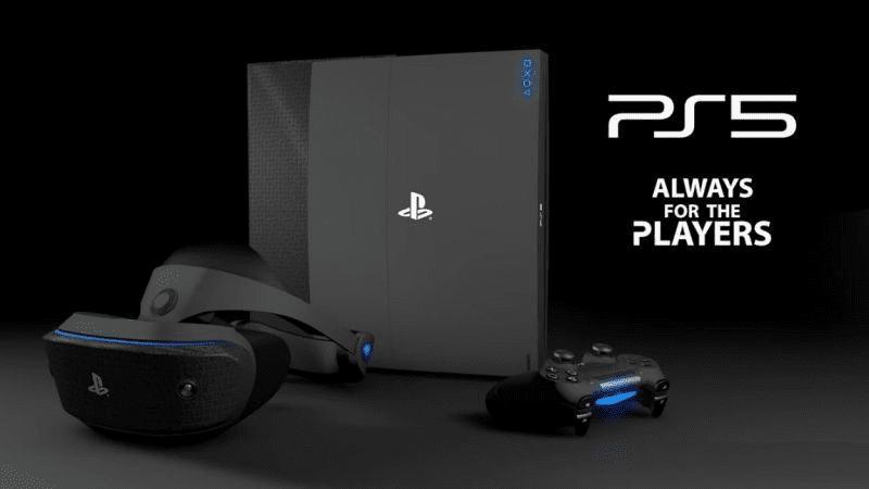 تفاصيل أولية عن جهاز «PlayStation 5» من سوني