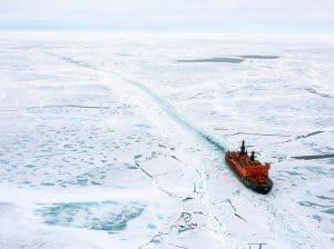 تلوث الرصاص في القطب الشمالي يكشف الكثير عن اقتصاد القرون الوسطى