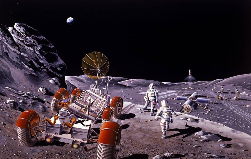 هل يمكننا إعادة تشكيل سطح القمر ليصبح مناسباً للعيش؟