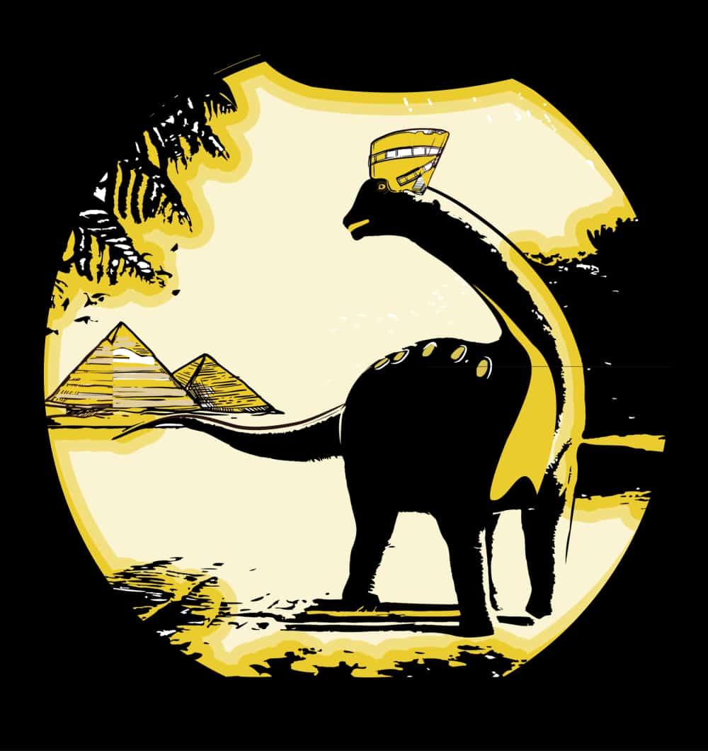 هكذا اكتشفنا ديناصوراً مصرياً