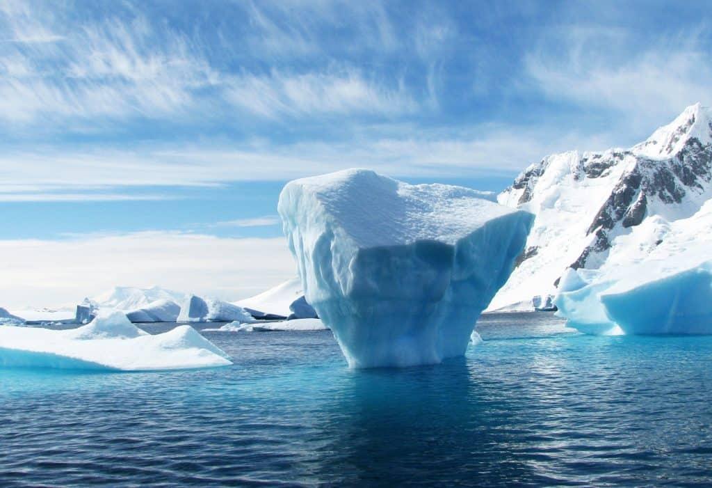 القطب الشمالي يصبح أكثر دفئاً نتيجة التغير المناخي