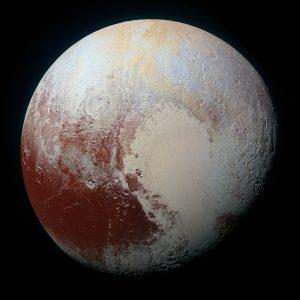 كوكب بلوتو المتجمد ربما كان دافئاً قديماً