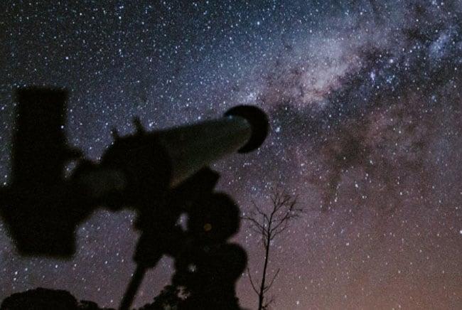تلسكوب, كاميرا, فضاء, فلك, مجرة