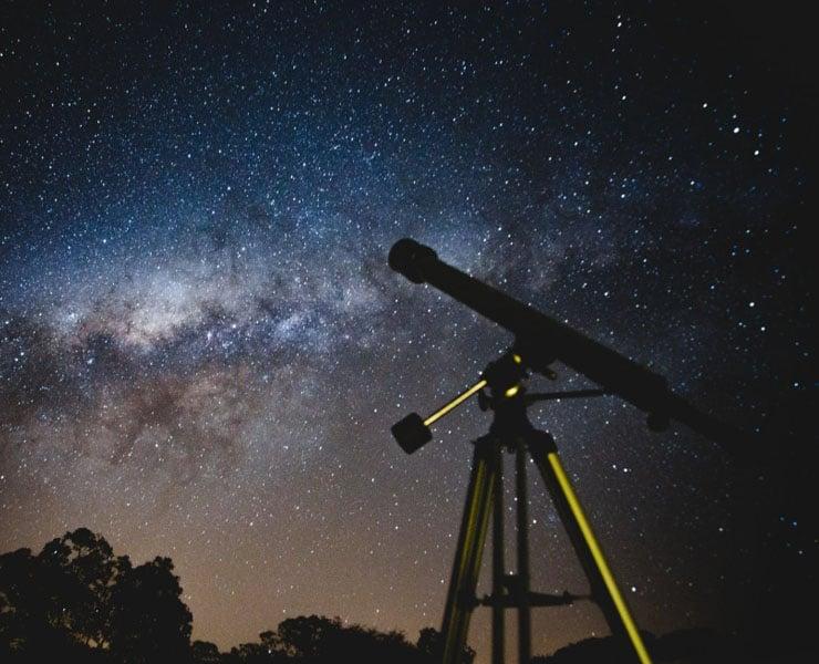 هذه الأشياء يجب معرفتها قبل شراء التلسكوب الأول