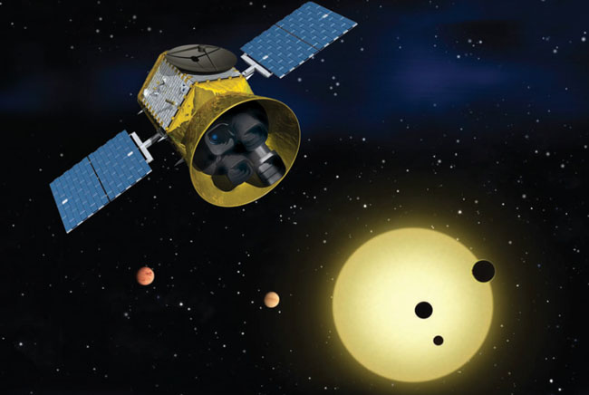 تلسكوب, الفضاء, ناسا, كواكب خارج الأرض