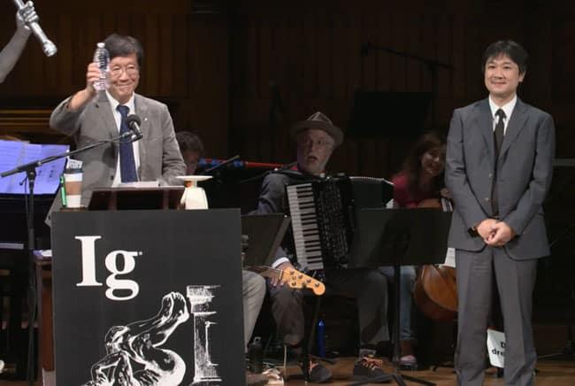 إيغ نوبل, جوائز نوبل, جائزة نوبل